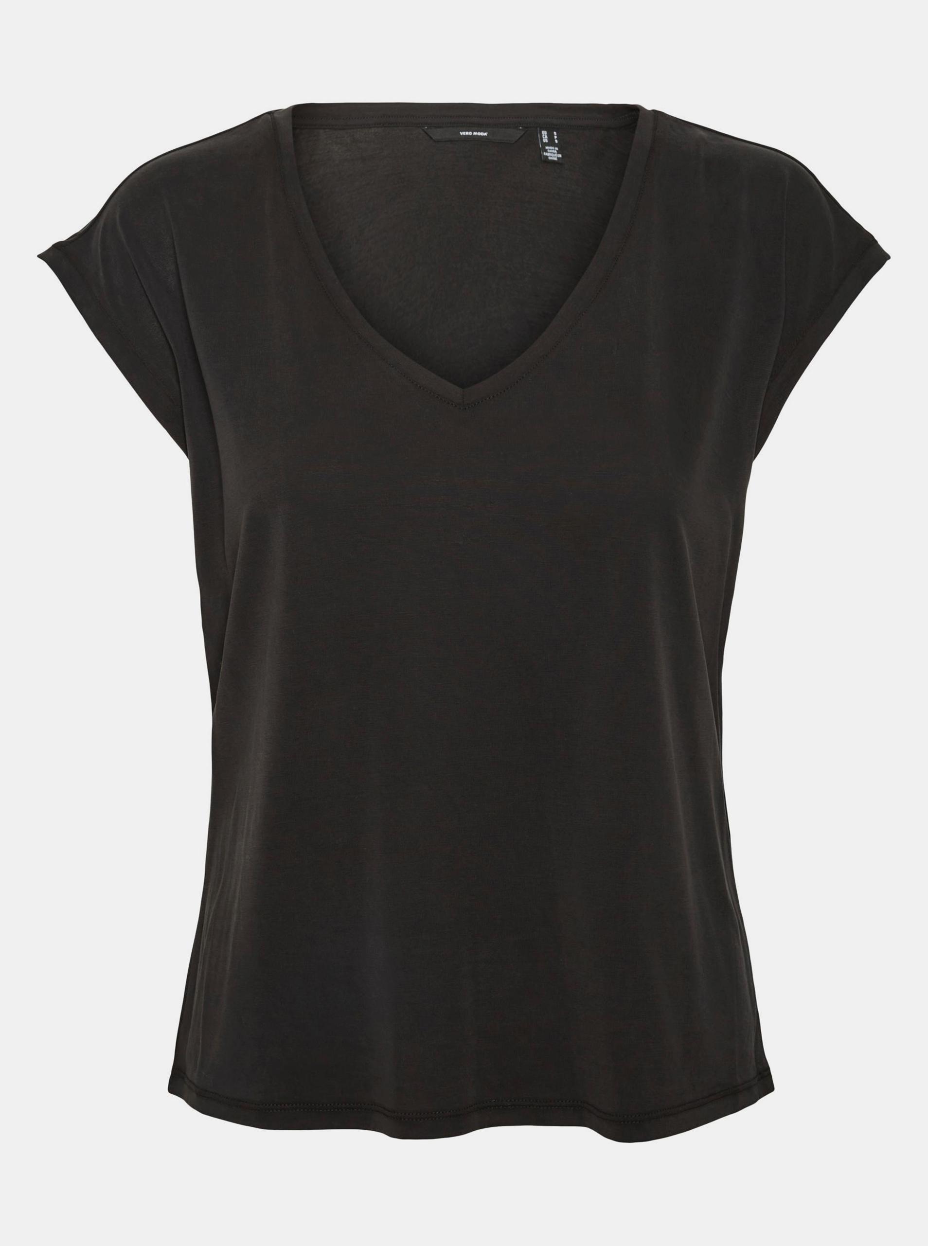Vero Moda черна риза Filli
