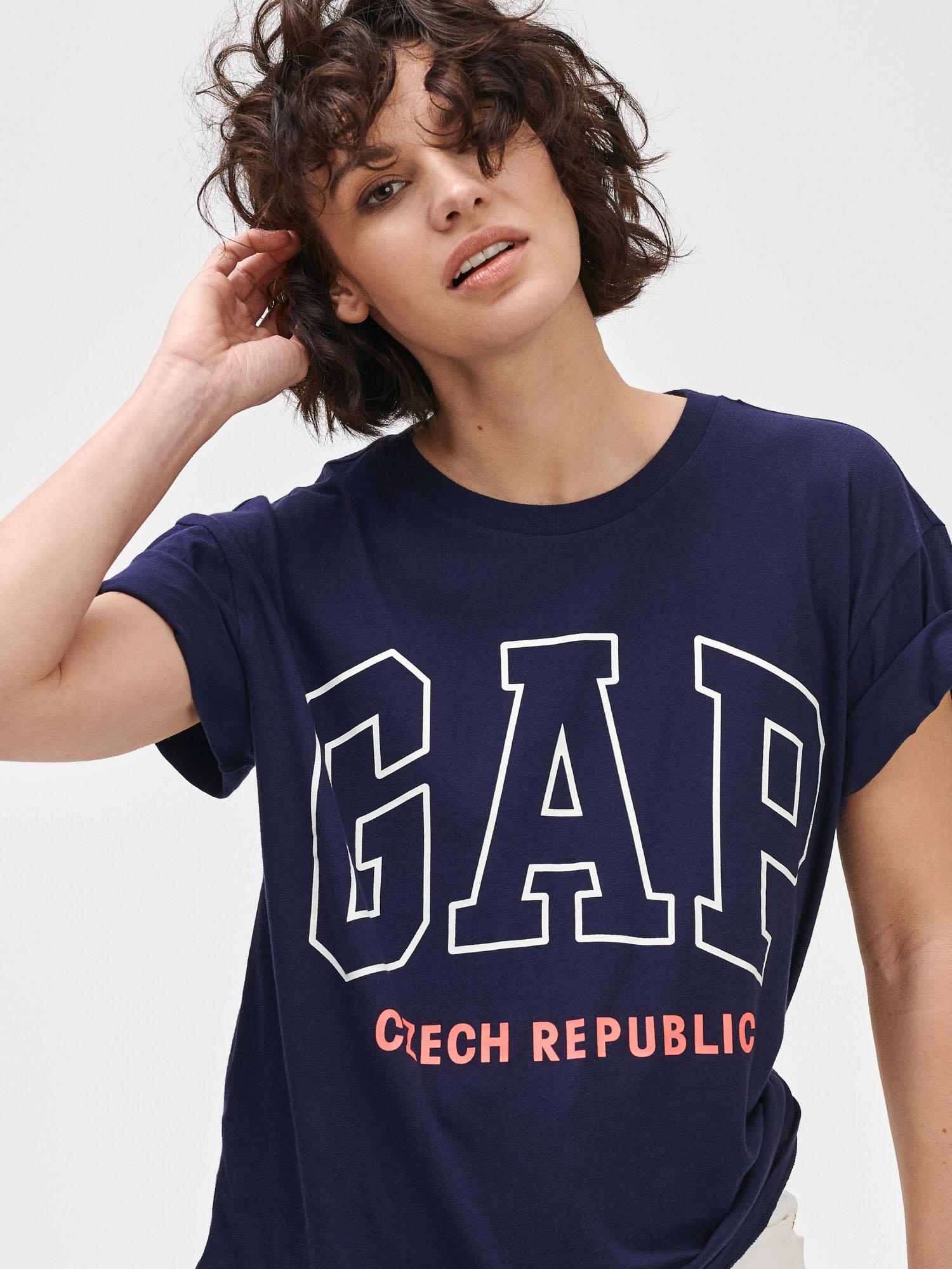 GAP сини риза Czech Republic